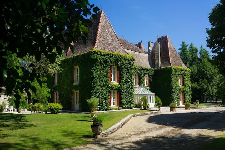 Chateau de Ricard Haut-Agenais Périgord