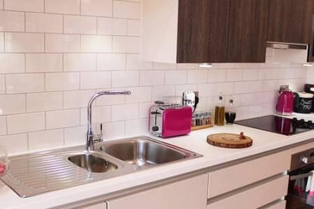 Modern 1 bedroom apartment! - Manchester