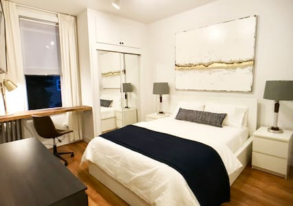Architect Designed and Renovated 2 Bedroom Apt.