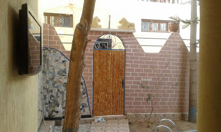 Résidence le Lion chambre privée7 Tamraght
