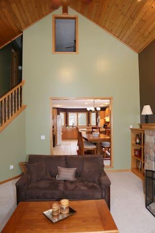 Main floor living room 2