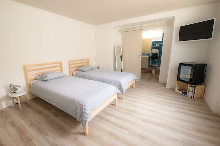 LOVELY APARTMENT 3 MIN. WALK FROM BASEL