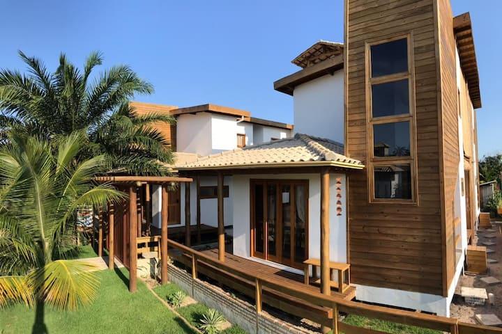 Raios de Sol Ville-House #2, Taipu de Fora, Bahia