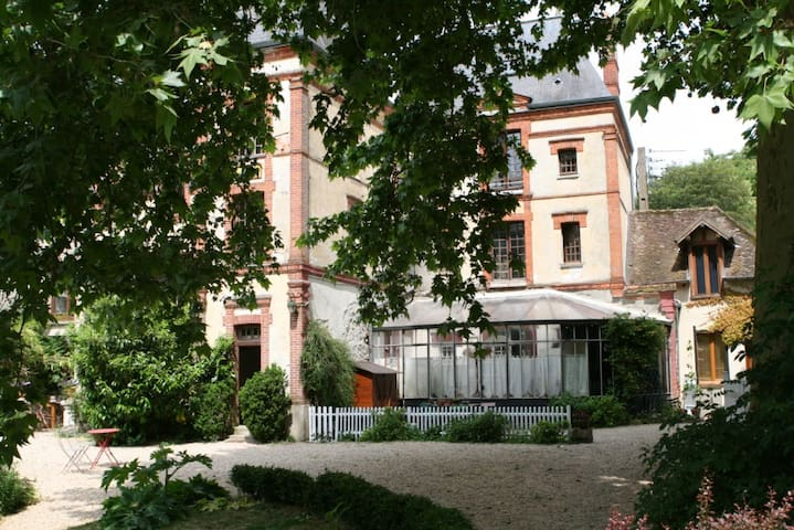 Charmant appartement avec grand jardin - Bourron-Marlotte - Pis