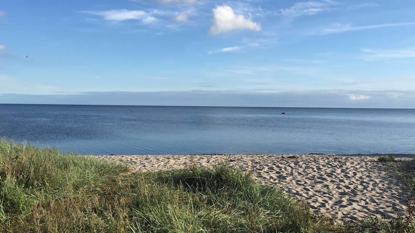 Copenhagen House with beautiful panoramic sea view