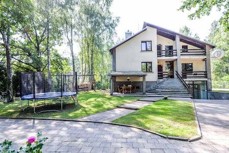 Holiday house near Druskininkai resort