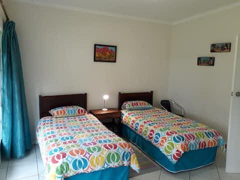 The Chinhoyi Tree House - The Zambia Bedroom