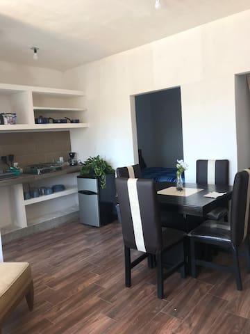 Apartamento #1 2da fraccion bustamante