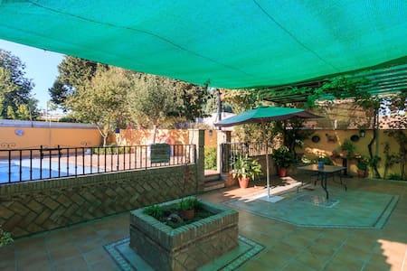 Casa Rural a 5 min de Granada y 30 de la Sierra - Ogíjares