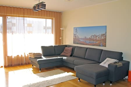Bright & Cozy Küti aprt with sauna (4 rooms;92 m²)