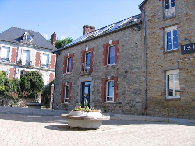 studio en centre bourg - Acigné