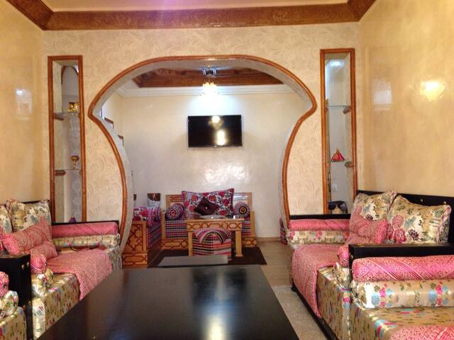 royal apartment mille17 Marrakech