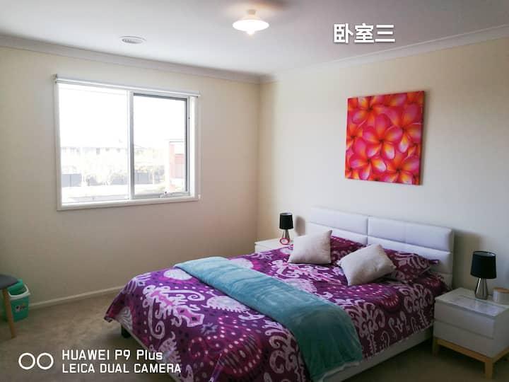 Happy  six people living (3 Rooms)