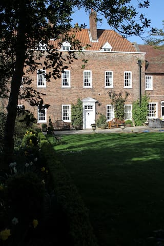 Bardney Hall B&B - Barton-upon-Humber - Bed & Breakfast
