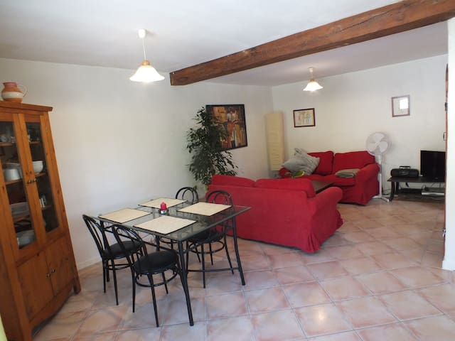Appartement à Brax, T3 agreable au calme - Brax - Apartament