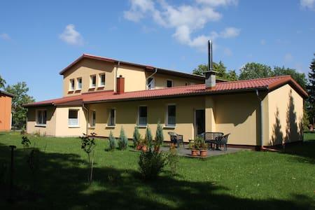 Ferienhaus LOOP IN Zimmer DARKSLIDE - Ribnitz-Damgarten - House