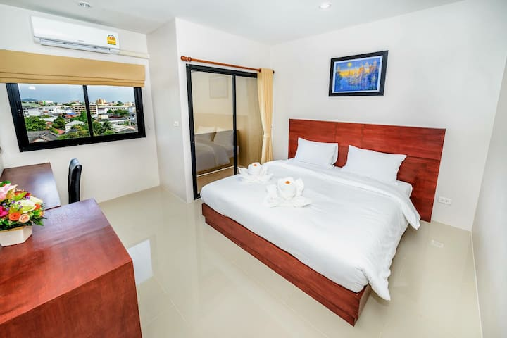 Room in the center of Phuket city 2 - 普吉島 - 公寓