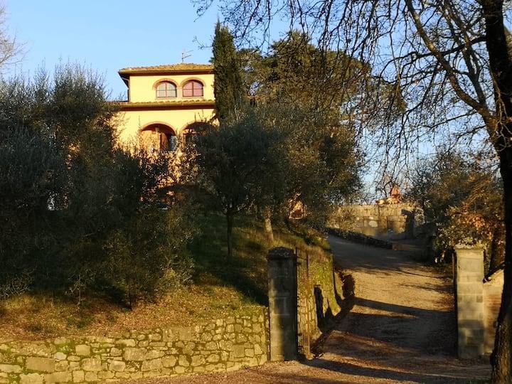 Il Conventino: natura & cultura in Toscana