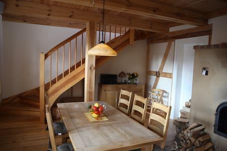 Große Wohnung Ferienlandhaus Zempow - Wittstock/Dosse