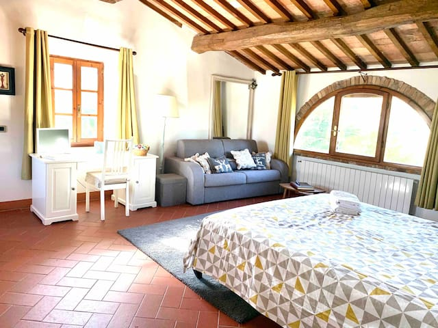 Luxurious Private Bedroom, ensuite, swimming pool