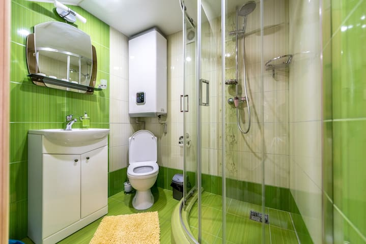 Studio apartment in the heart of Odessa