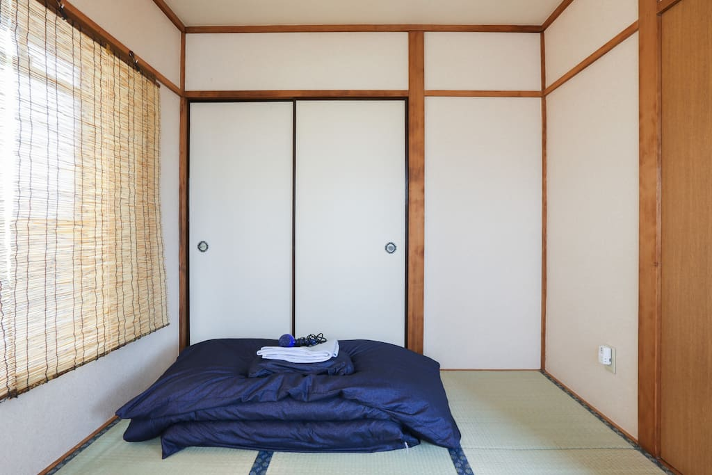 Japanese Futon, relaxing bed!!