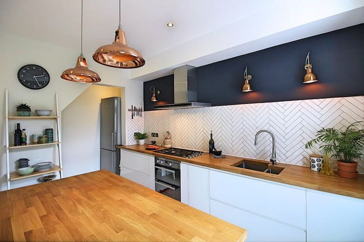 Lovely home in Altrincham - Altrincham - House