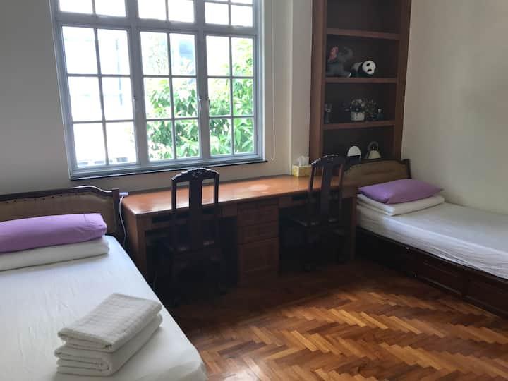 Joo's Service Bungalow - Room 7
