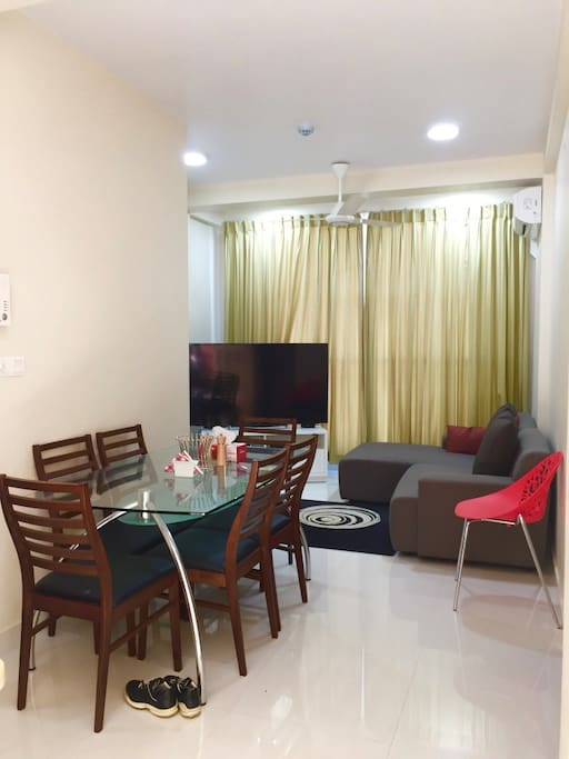 Dinning Table and Lounge