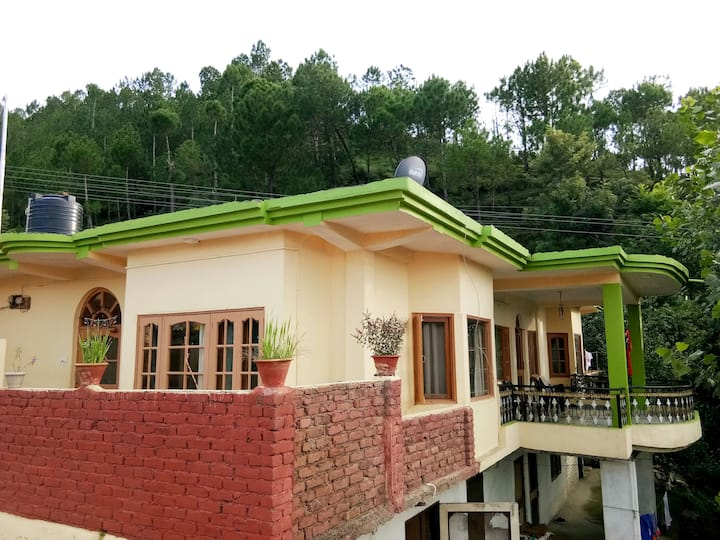 SATVIK HOMESTAY (REG.) with H.P. Tourism