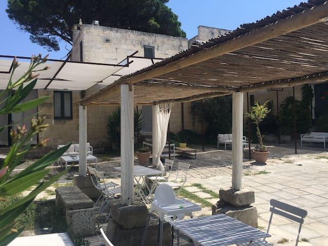 "Masseria Torre Sant' Andrea, studio flat ""fienile"""