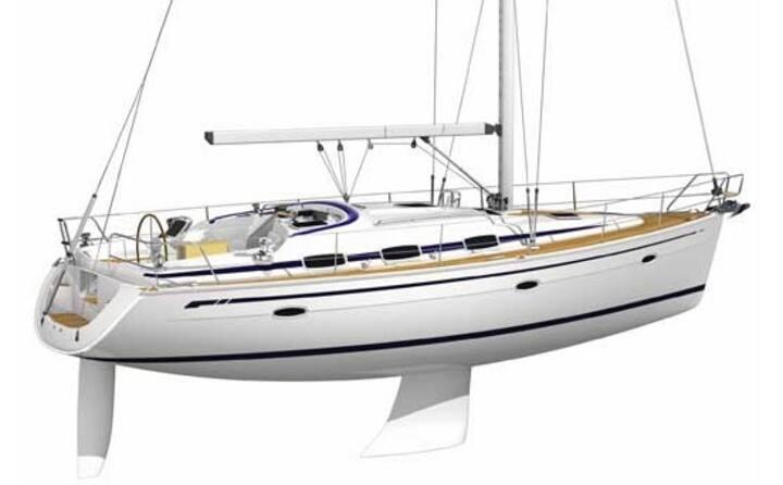 Sailboat Cruiser Charter Barcelona B39