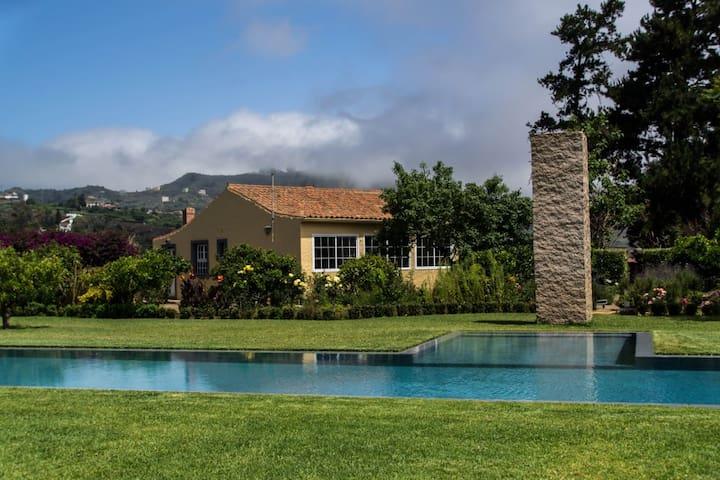Lovely cottage in the countryside - Santa Brígida - House
