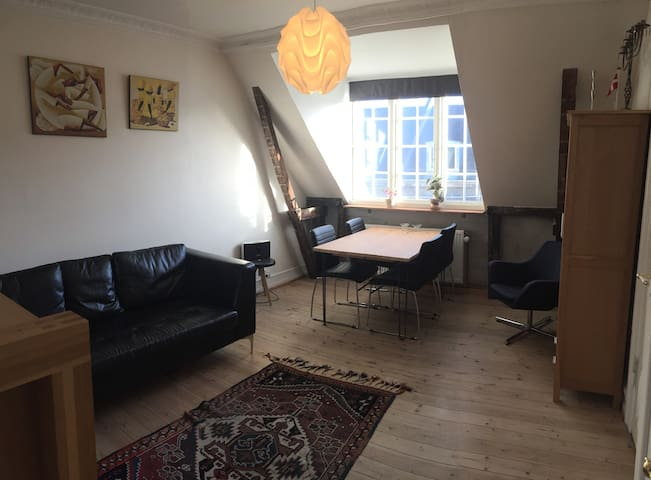 Newly renovated 3 room apartment
