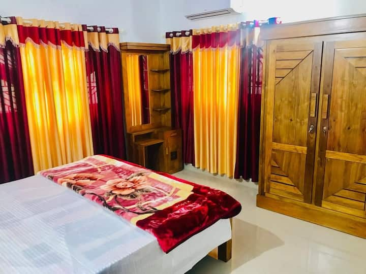 HANNA HOMESTAY 13.km from kannur airport