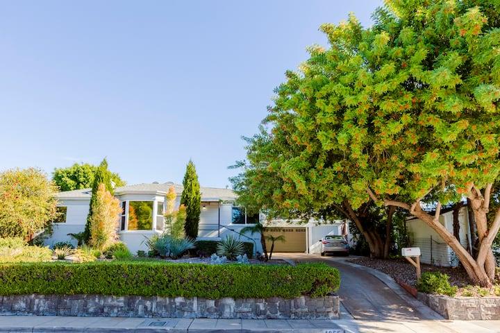 2br/1ba private suite near SDSU in San Diego