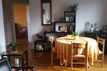 Appart 60m2 lumineux proche centre ville - Clermont-Ferrand - Wohnung