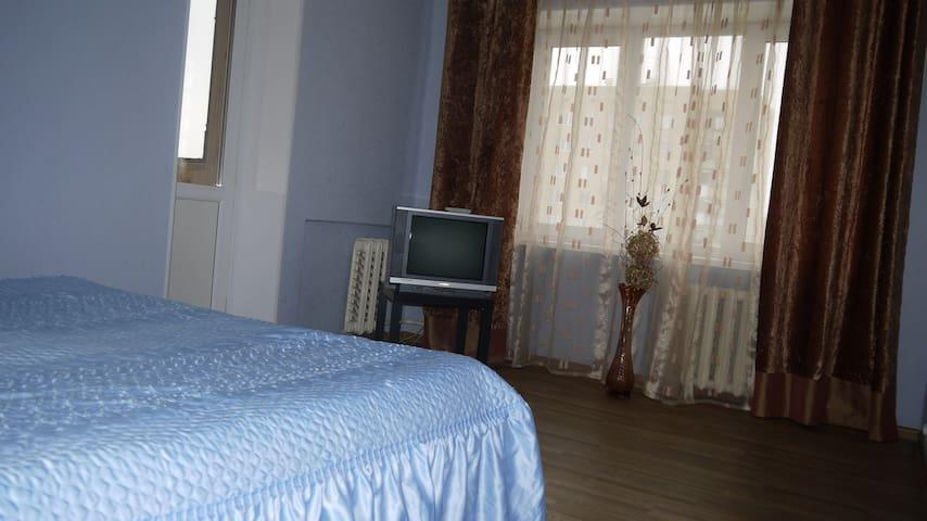 Однокомнатная квартира! - Magnitogorsk - Apartamento