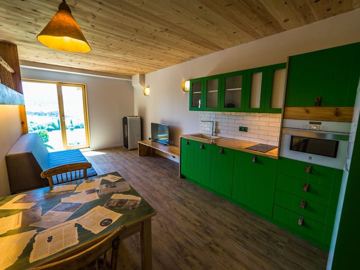 Ecoloft Rural. TOP Parejas. Pirineo.