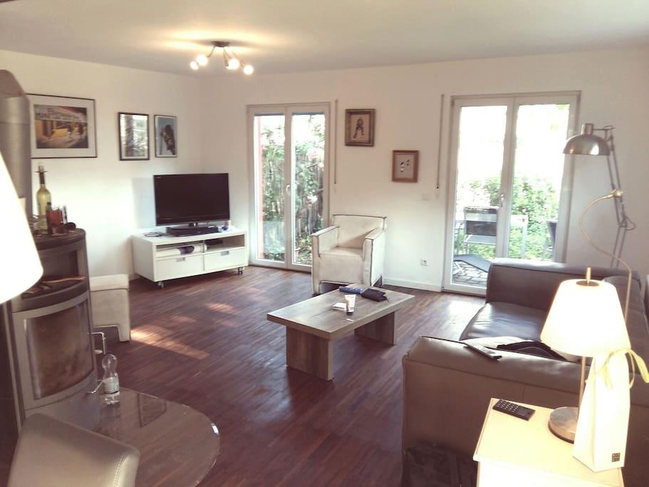 chices haus in ingolstadt f r bis zu 4 personen maisons louer ingolstadt bayern allemagne. Black Bedroom Furniture Sets. Home Design Ideas