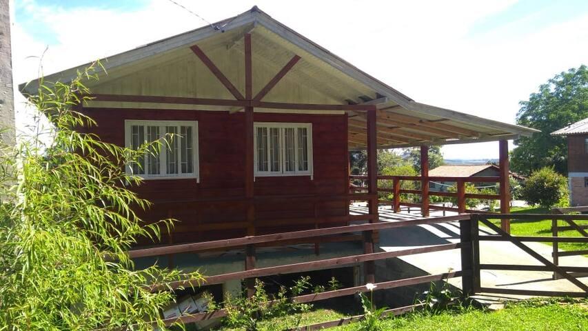 Casa de campo em Lages/SC para 5 pessoas