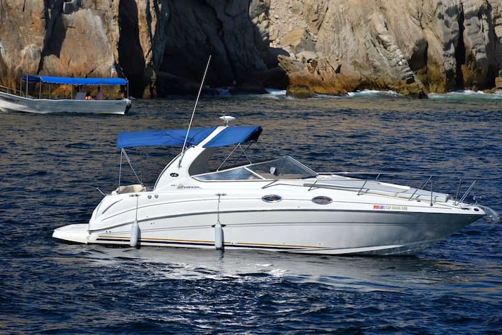 30' Sea Ray Sundancer Charter in Cabo