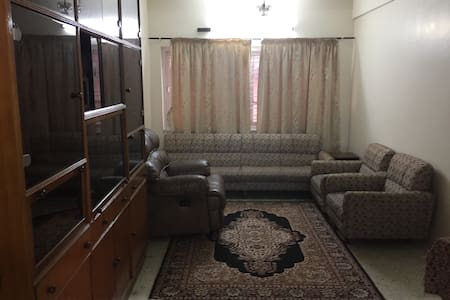 Whole apartment in city-wifi,AC,TV! - Apartment