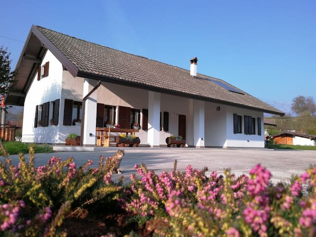 OASI DELLA PACE - WELLNESS HOUSE  END FAMILY RELAX