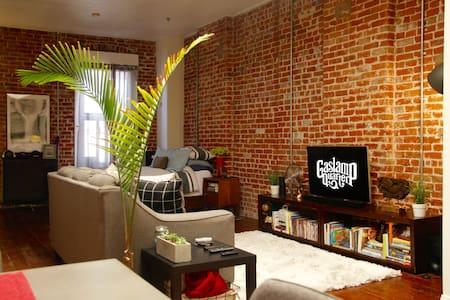 Gaslamp Quarter Loft - San Diego - Loft
