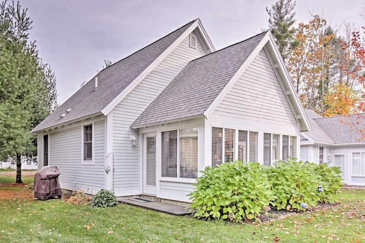Coastal Wells Cottage w/Access to Game Room & Gym!
