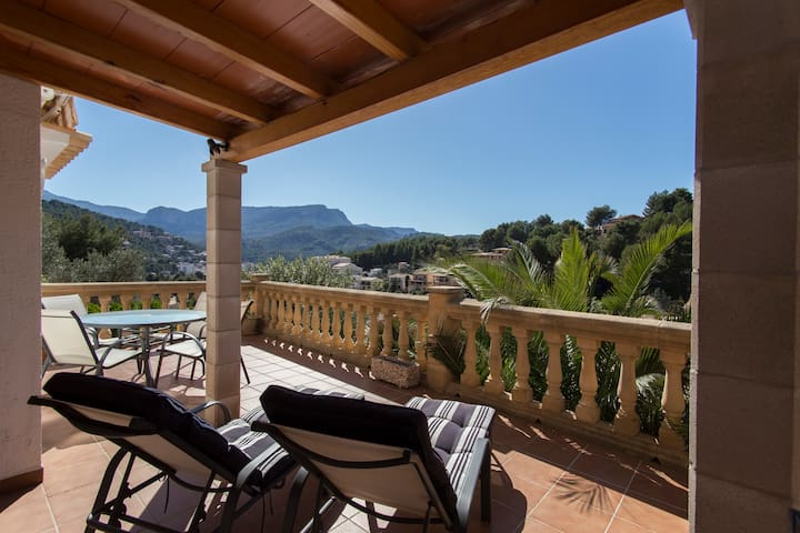 Apartment w/ BBQ & TERRACE - PORT DE SOLLER - Port de Soller - Apartment