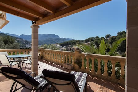 Apartment w/ BBQ & TERRACE - PORT DE SOLLER - Port de Soller