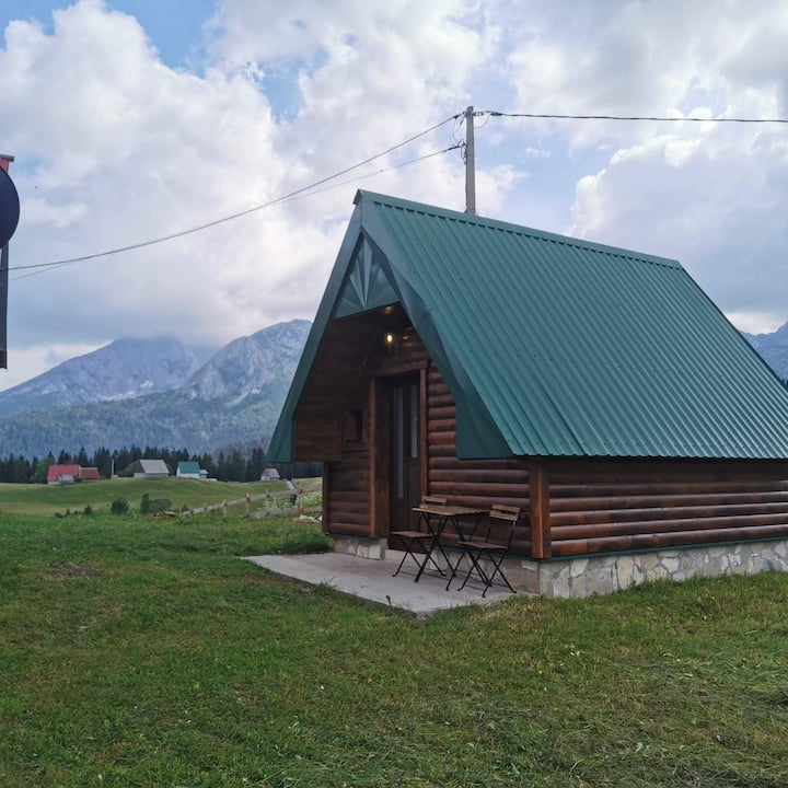 In the heart of the mountain Durmitor...