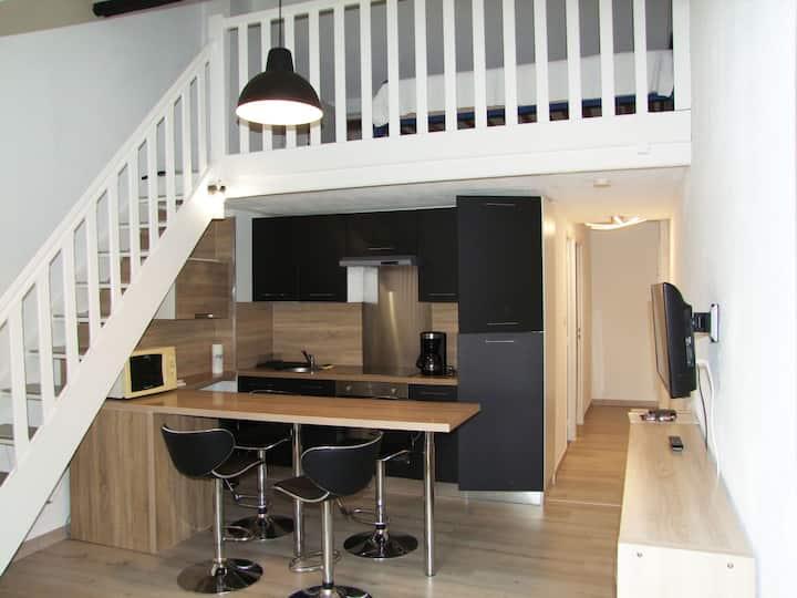 Joli appartement à Valras-Plage